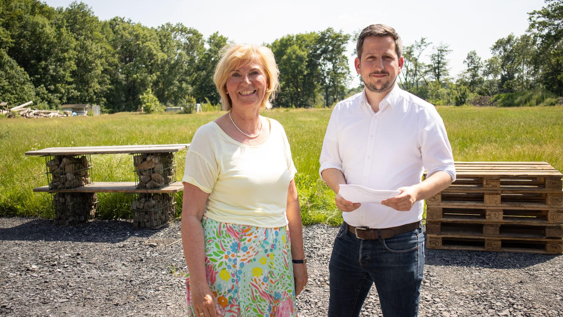 Sanierung und Stärkung des Tierparks Hamm