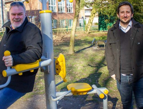 Bewegungsparks für Jung und Alt
