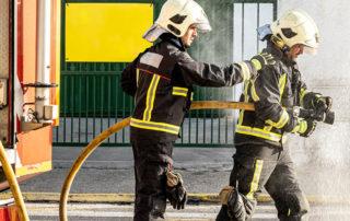 SPD regt Rückkehr der Feuerwehr in den Übungsbetrieb an