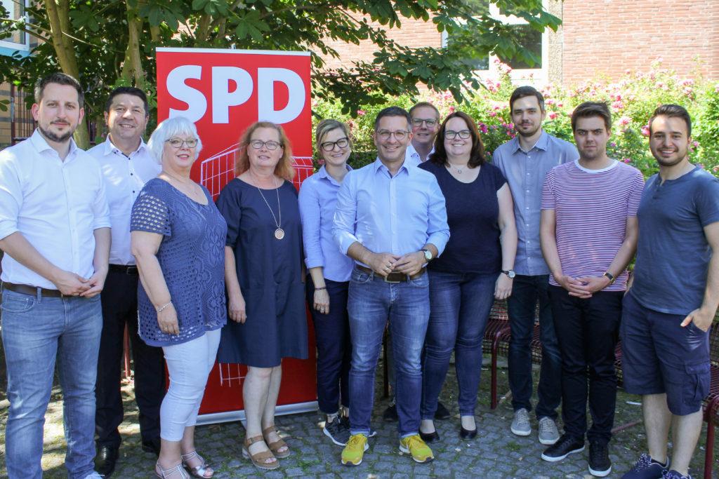 Parteitag der HammSPD