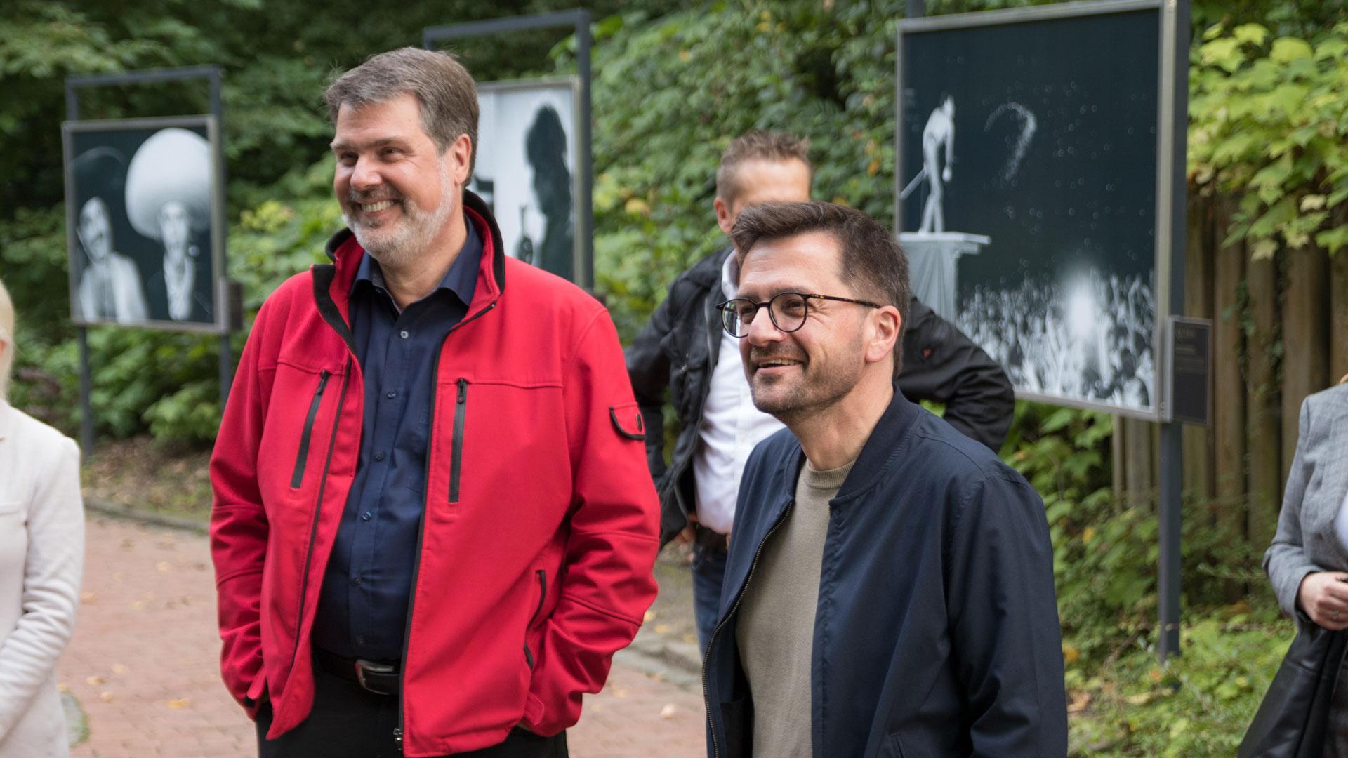 Vom Potenzial des Maximilianparks Hamm überzeugt