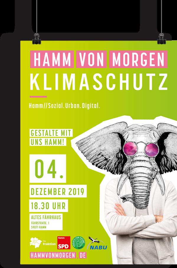 Einladung: Hamm von Morgen // Klimaschutz