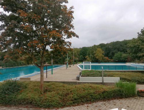 Neuer Kleinkindbereich im Freibad Selbachpark
